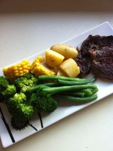 Dinner Day 10