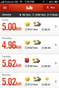 Day 11 KM