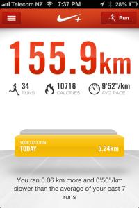 Run to Day 14