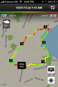 Day 16 Run