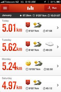 Run MTD