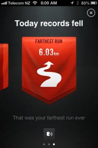 Farthest Run 23.01.2013