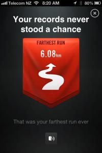Farthest Run 31.01.2013