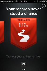 Farthest Run 12.03.2013