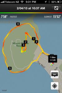 02.04.2013 Mount Run
