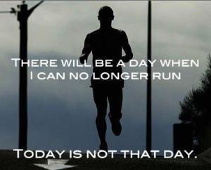 Can no longer run