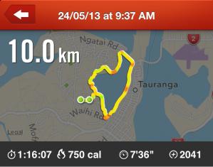 Estuary Run 10km