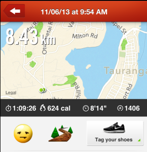 Nike Run App 11.06 | On a Jam Hunt