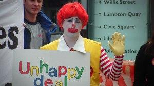 Unhappy Deal