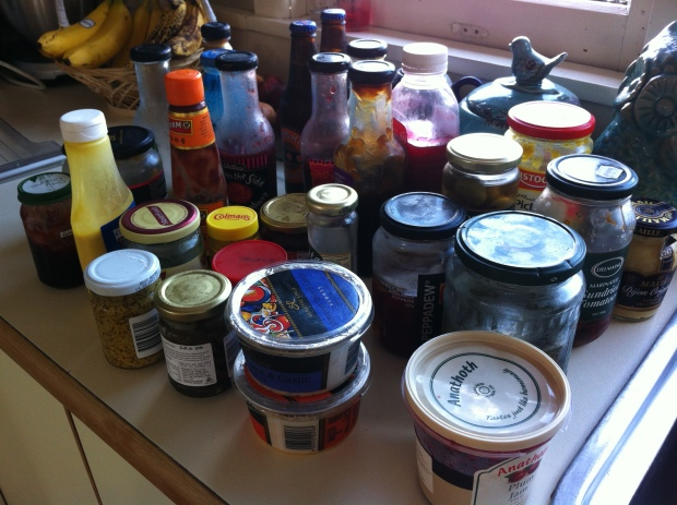 Jars of Stuff and Things | On a Jam Hunt Blog