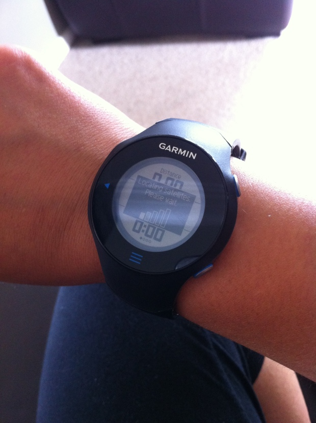 My Garmin | On a Jam Hunt Blog