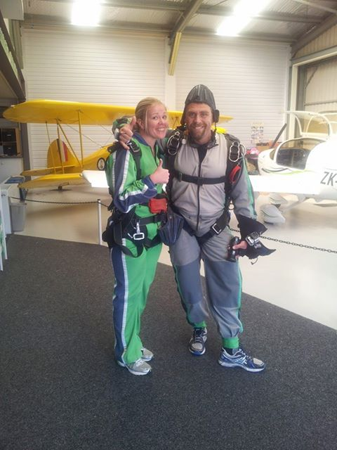 Shannon Plane jump