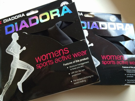 Diadora Compression Longs | On a Jam Hunt Blog